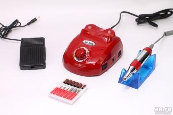 Аппарат для маникюра Nail Drill Machine 65 Ватт 45000 об/мин №208