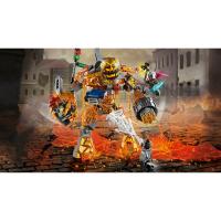 Конструктор 64020 Супергерои 322 дет Битва с Расплавленным Человеком