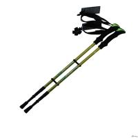 Скандинавские палки Trekker Explore 17800 до 135 см, 3-х секционные, сумка, амортизатор, сменный наконечник, эргономическая ручка