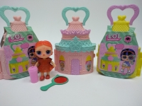 Кукла LOL (Лол)  - Серия Шпионы Замок 1 шт