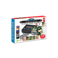 Dendy NES 440-in-1 Black 8 bit Classic Game Console