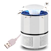 Отпугиватель насекомых USB-фотокатализатор Mosquito Killing Lamp NV-812 NOVA