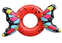 Надувной круг с крыльями Бабочки 160х110см Butterfly