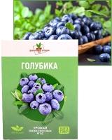 Домашний урожай Голубика, набор для выращивания ягод