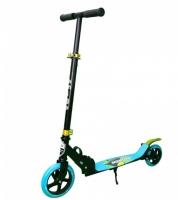 Самокат подростковый Explore MINION, колеса 180мм, Алюминий, до 100кг, Задний амортизатор