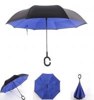 Зонт Наоборот, складывается в обратную сторону
