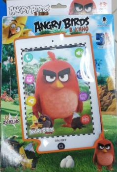 Интерактивный планшет Angry Birds 12 функций