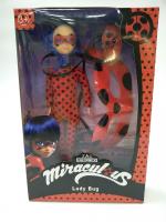 Кукла Леди Бак + маска для ребенка № 11694