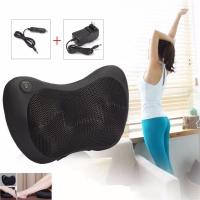 Массажная роликовая подушка FitStudio Massager Pillow с ИК-подогревом (8 роликов, 3 режима)