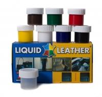 """Жидкая кожа """"Liquid Leather"""" Набор 7 в 1. Средство для ремонта кожи."""