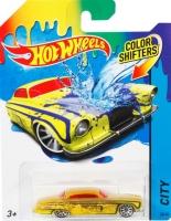 Машинки Hot wheels 1шт Colour Shefters, меняет Цвет в воде