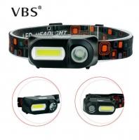Налобный аккумуляторный фонарь HEADLIGHT KX-1804
