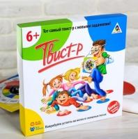Твистер Подвижная игра Твист-р Семейный