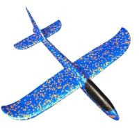 Самолет Планер с подсветкой  48х48 см №605