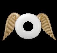 Надувной круг с крыльями Ангела 170х110см Golden Wings