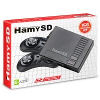 """Sega 166-in-1 Black """"Hamy SD"""""""