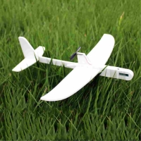 Летающий самолет 28см Electric Free Flight USB