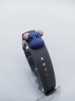 Сменный браслет Xiaomi Mi Band 5 Cartoon (KAWS Black)