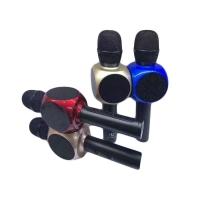 Беспроводной Караоке Микрофон YS-82 Bluetooth + Usb Led-шар, дизайн