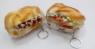 Сквиши антистресс Кекс, Бутерброд, большие