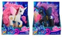 Игрушка Пони Little Horse Fantastic Toy резиновая