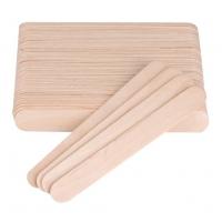 Шпатель медицинский одноразовый деревянный нестерильный 10шт
