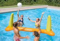 Надувная сетка для волейбола 239х64х91см + мяч