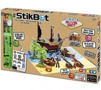 Стикбот Stikbot Игровой набор Корабль Остров сокровищ № 2110