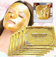 Маска Гидрогелевая для лица Collagen Crystal Facial Mask 80гр