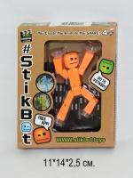 Стикбот Stikbot 1 герой