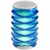 Портативная колонка WSTER WS-819 Disco Light 5W с подсветкой