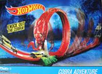 Hot Wheels Игровой трек Атака кобры + 1 машинка