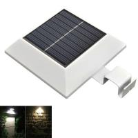 Фонарь на солнечной батарее Gutter Sensor Light Solar Powered