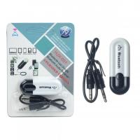Универсальный AUX аудиоприемник Car Bluetooth LV-B10 UpGraded 3.5мм + USB Адаптер