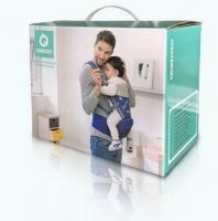 Эрго рюкзак Хипсит Aiebao переноска для ребенка