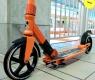 Самокат Взрослый LEMANS PRO, колеса 210-200мм, Задний амортизатор, алюминиевая рама до 100 кг