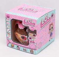 Кукла  LOL (Лол) - Серия Шпионы 1шт