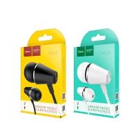 Наушники Hoco M34 honor music universal earphones with microphone