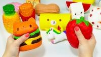 Сквиши Антистресс Animal Toys Фигурки животных / Герои м/ф 10-15см