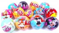 Шар LOL (Лол) Sister mini 1 маленький шар/ ракушка/ яйцо