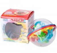 Шар - лабиринт Magical Intellect Ball 929A малый 12см