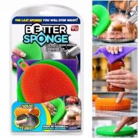 Силиконовые губки-щетки 3в1 Better Sponge универсальные