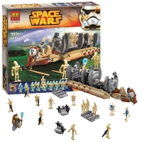 Конструктор 10374 Space Wars 565дет Перевозчик боевых дронов