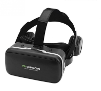 VR Shinecon очки с наушниками SC-G04E