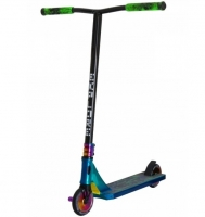 Трюковой самокат Explore SCAT, колеса 120мм, до 100 кг., Пеги в комп-те, Система компрессии HIC