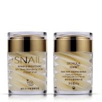 Крем с улиточным муцином, коллагеном и гиалуроновой кислотой One Spring Snail Repair & Brightening Cream(60мл)