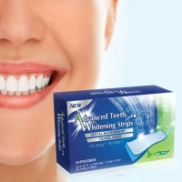 Отбеливающие полоски 14шт Advanced Teeth Whitening Strips