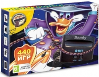 Dendy Darkwing Duck 440-in-1+пистолет