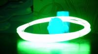 Набор пластика для 3D ручек ABS-F  (по 10м. 3 цвета) Светящиеся