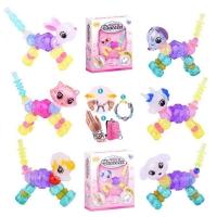 Детский браслет  Magical Bracelet с животными в упаковке